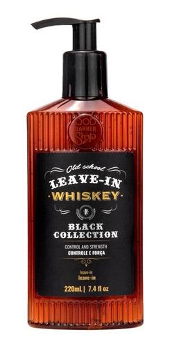 Imagem 1 de 1 de Leave-in Whiskey 220ml | Proteção E Força | Qbs