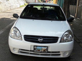 Nissan Platina 1.6 Emotion Ac Mt 2009