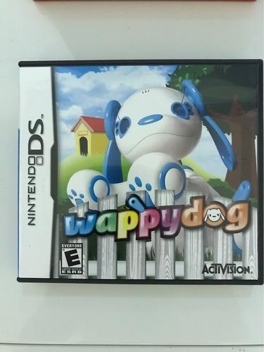 Juego Nintendo Ds Wappydog