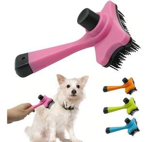 Mini Cepillo Cardina Vatios Colores Para Gatos Y Perros, Mania-electronic