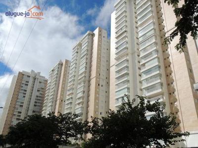 Apartamento Totalmente Planejado, Com 3 Dormitórios E 1 Suíte No Aquarius - São José Dos Campos! Oportunidade! - Ap5974