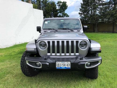 Imagen 1 de 14 de Jeep Wrangler 2018 3.7 Unlimited Sahara 3.6 4x4 At