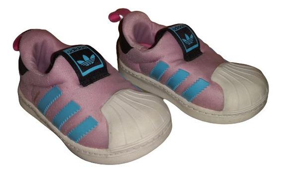Zapatillas adidas Superstar 360 Rosa Y Celeste Cuotas