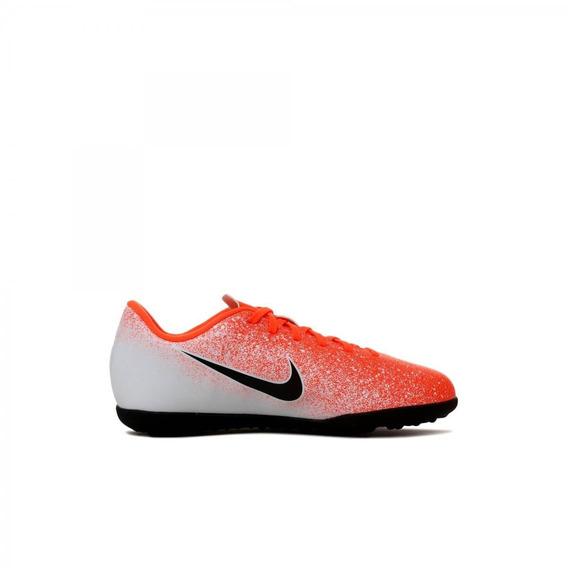 Chuteira Society Nike Mercurialx Xii Club Jr Ah7355 | Katy