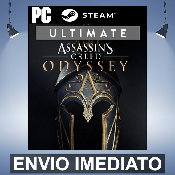 Assassins Creed Odyssey Ultimate - Pc Steam Gift Presente