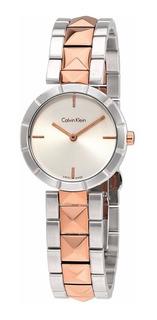 Reloj Calvin Klein Dama K5t33bz6 - Swiss Made