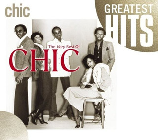 Cd Chic The Very Best Of