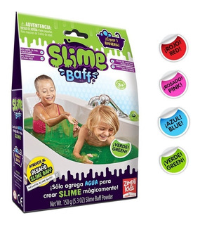 Slime Para Bañera Baff Wabro 150gr En 6cuotas