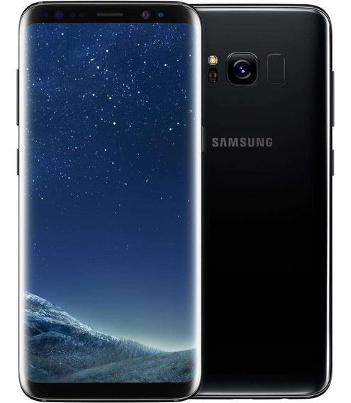 Celular Samsung Galaxy S8 + Combo Protector