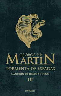 Game Of Thrones 3 - Juego De Tronos 3 - Tormenta De Espadas