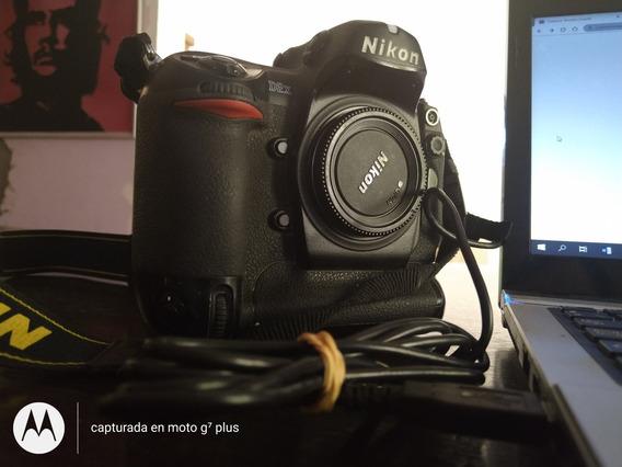 Nikon D2x Cuerpo Solo. Impecable. Muy Cuidada