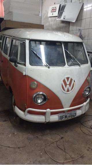 Volkswagen Kombi Mis Camioneta1975