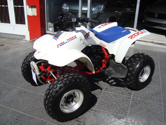 Honda Fourtrax 200 Excelente Estado !!!!