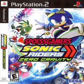 Sonic Riders Zero Gravity Ps2 Patch Desbloqueado Me