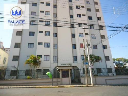 Imagem 1 de 8 de Apartamento Com 1 Dormitório À Venda, 50 M² Por R$ 170.000,00 - Alto - Piracicaba/sp - Ap0057