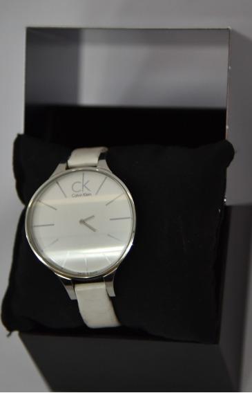 Reloj Calvin Klein Mujer Blanco