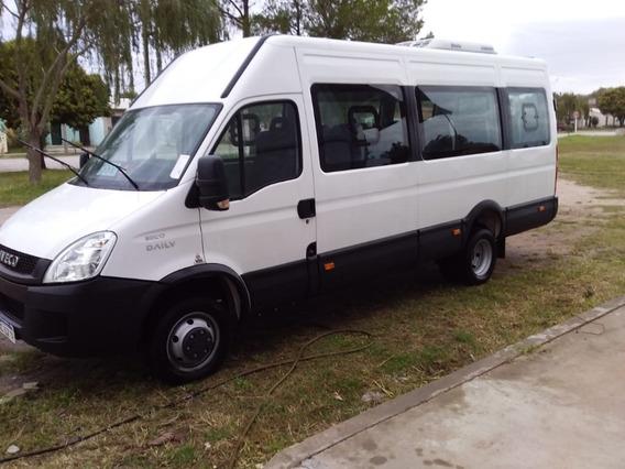 Iveco Minibus Daily 50c17 19+ 1 Transporte De Pasajeros