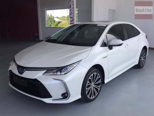 Imagem 1 de 14 de Toyota Corolla 1.8 Vvt-i Hybrid Flex Altis Cvt