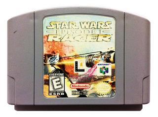 Star Wars Episode I Racer N64 - Nintendo 64
