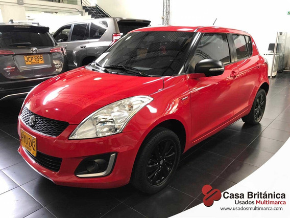 Suziki Swift Mecanico 4x2 Gasolina