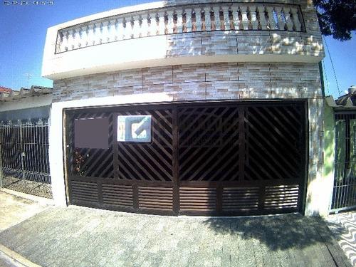 Imagem 1 de 15 de Venda Sobrado Sao Bernardo Do Campo Bairro Assunçao Ref: 883 - 1033-1-88329