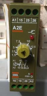Rele Temporizador A2e 15min 220vca Coel