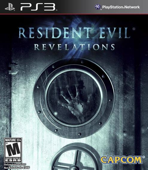 Ps3 - Resident Evil Revelations