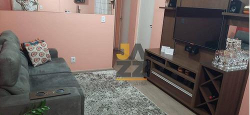 Imagem 1 de 30 de Apartamento Com 2 Dormitórios À Venda, 49 M² Por R$ 230.000,00 - Matão - Sumaré/sp - Ap7200