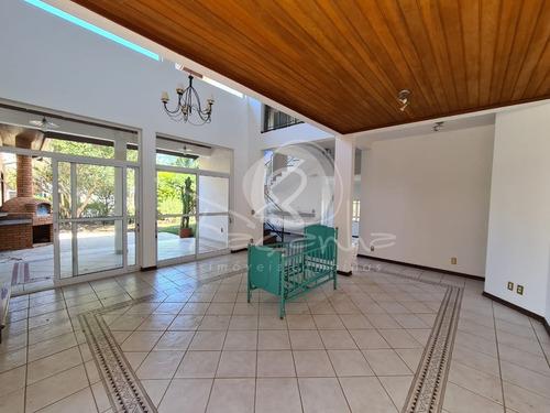 Casa Para Venda E Locação Na Estancia Paraíso Campinas  -  Imobiliária Em Campinas - Ca00373 - 4486364