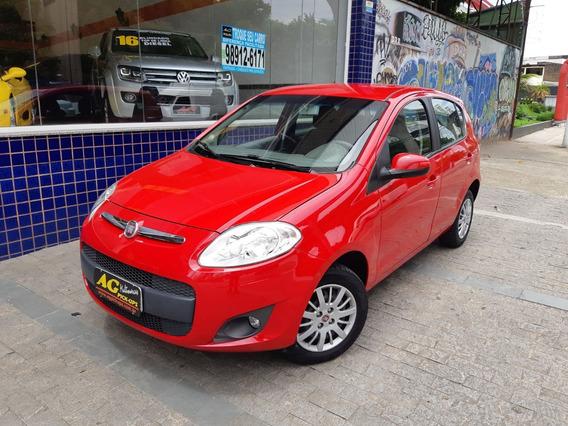 Fiat Palio Attractive 2013 Vermelho 1.0 Flex Ud 26000 Km