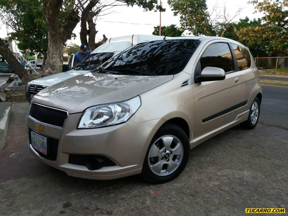 Chevrolet Aveo Lt 2p Automatico