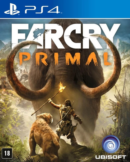 Farcry Primal - Novo - Ps4 - Frete Grátis