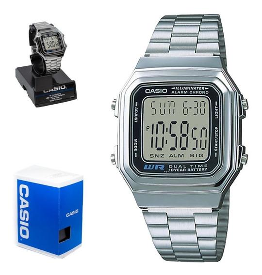 Reloj Casio Retro A-178wea-1a Envio Gratis