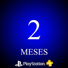 Psn Plus 2 Meses+ps Now 28 Dias.