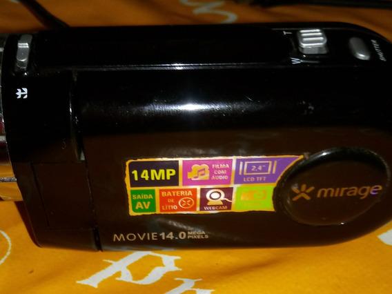 Filmadora E Camera Mirage