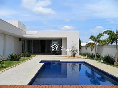 Casa Residencial À Venda, Condomínio Portal Dos Bandeirantes Ii, Porto Feliz. - Ca1608