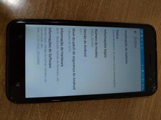 Zenfone 3 4gb 64gb 5.5 Ze552kl Com Defeito