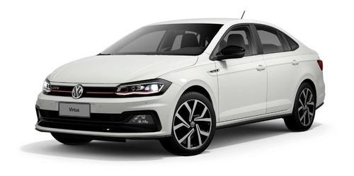 Volkswagen Virtus 4ptas 1.4n Tsi Gts Automático 0km.