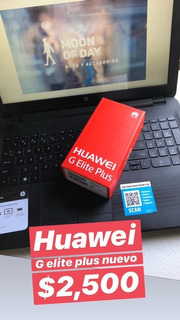 Huawei G Elite Plus