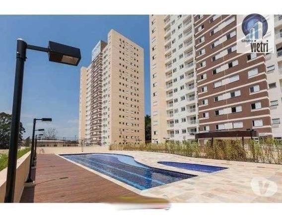 Apartamento Residencial À Venda, Parque Viana, Barueri. - Ap2668