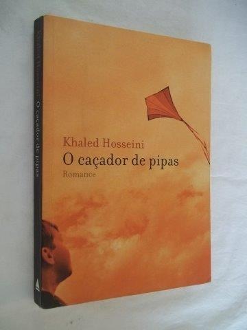 Livro - Khaled Hosseini - O Caçador De Pipas