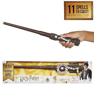 Varita De Harry Potter Estándar Color Marrón