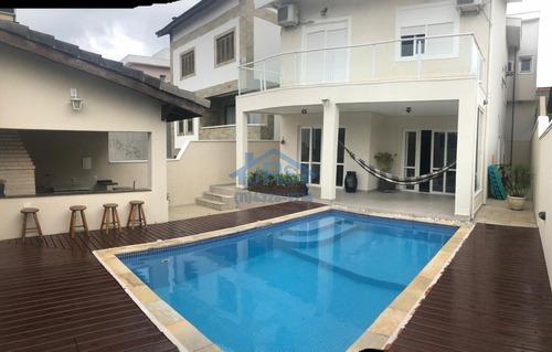 Imagem 1 de 14 de Casa Com 3 Dormitórios À Venda, 265 M² Por R$ 1.000.000,00 - Parque Nova Jandira - Jandira/sp - Ca0434