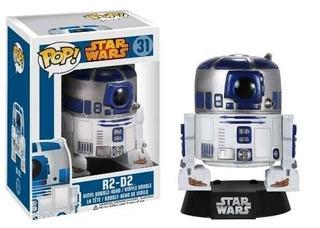 Funko Pop! R2-d2 31 - Star Wars