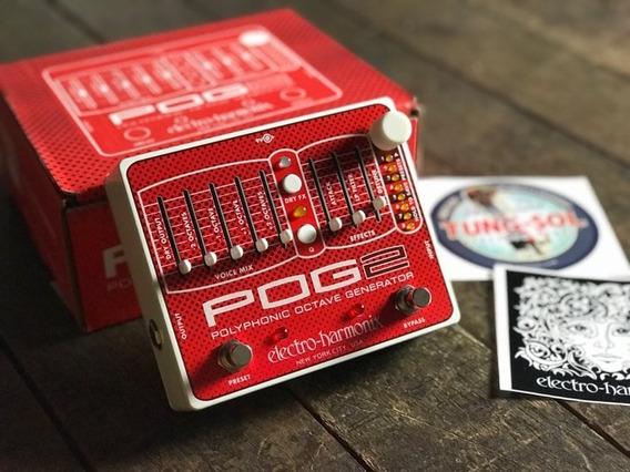 Pedal Electro-harmonix Pog 2 Polyphonic Octave Generator