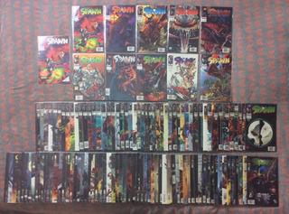 Comics Spawn Vid México Coleccion
