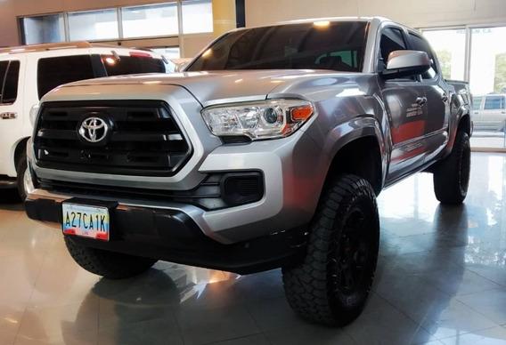 Toyota Tacoma 2017, 4x2, Full Equipo