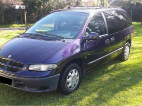 Chrysler Caravan 2.4 Se 2.4 - Impecable