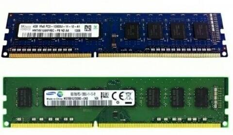 Memoria 4gb Ddr3 1333 Mhz O 1600 Mhz Nuevas Sellada