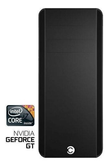 Pc Cpu Desktop Intel Core I7, 16gb Ram,hd Ssd 240gb, Dvdrw!